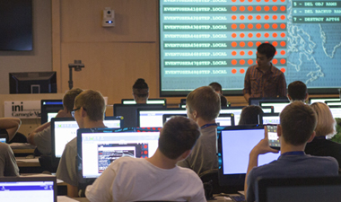 High School Students Get Crash Course in Cyber-Kinetic Tactical Operations