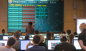 SEI to Host High School Cybersecurity Challenge