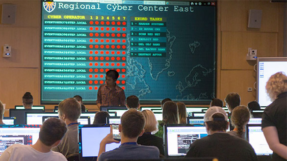 SEI to Host High School Cybersecurity Challenge