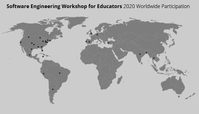 Educators at 17th Annual Workshop School Up on Cutting-Edge Software Engineering and Pandemic Teaching