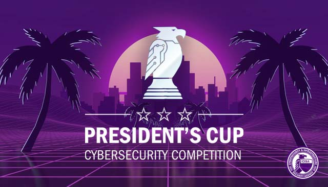 2021 President's Cup to Find Top Federal Cyber Talent