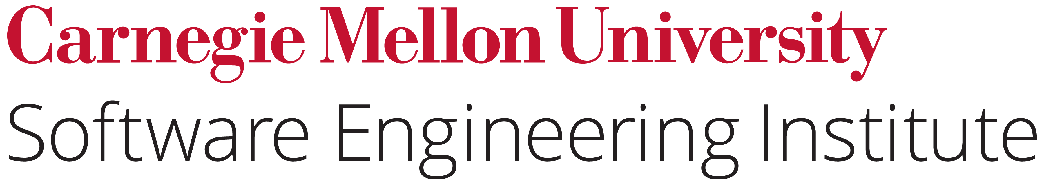 Carnegie Mellon University | Software Engineering Institute